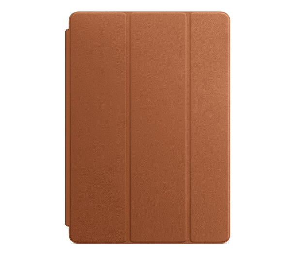 Apple Leather Smart Cover do iPad 7gen / Air 3gen brąz - 516287 - zdjęcie 2
