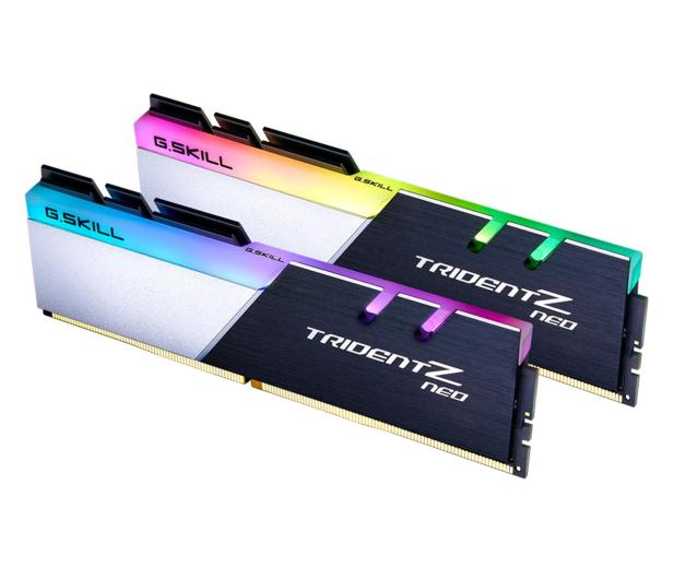 G.SKILL 16GB (2x8GB) 3600MHz CL18 TridentZ RGB Neo  - 523837 - zdjęcie 2