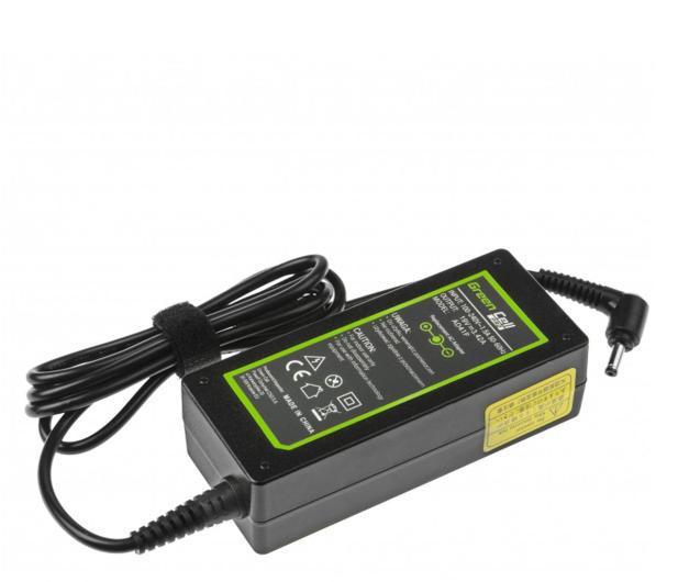Green Cell Zasilacz do Asus 65W (3.42A, 4.0-1.35mm) - 516528 - zdjęcie