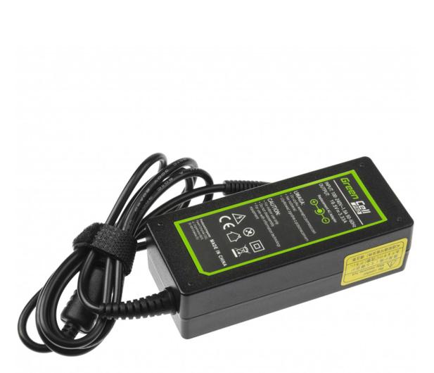Green Cell Zasilacz do HP 65W (3.33A, 4.8-1.7mm) - 516529 - zdjęcie