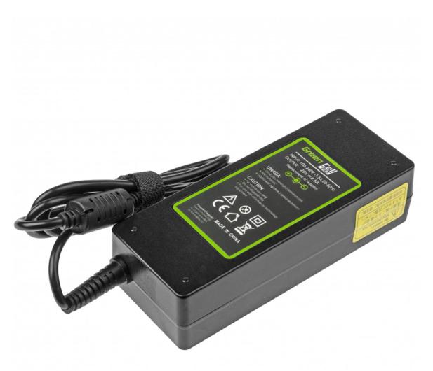 Green Cell Zasilacz do Lenovo 90W (4.5A, Slim Tip) - 516518 - zdjęcie