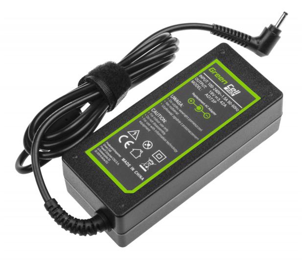 Green Cell Zasilacz do Acer Aspire 65W (3.42A, 3.0-1.1mm) - 516563 - zdjęcie