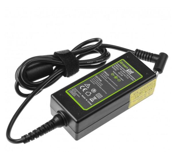 Green Cell Zasilacz do HP 45W (2.31A, 4.5-3.0mm) - 516564 - zdjęcie