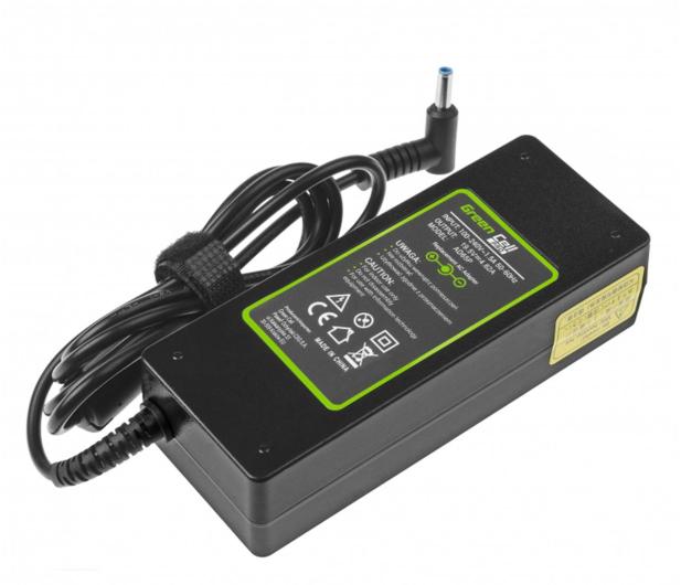 Green Cell Zasilacz do HP 90W (4.62A, 4.5-3.0mm) - 516556 - zdjęcie