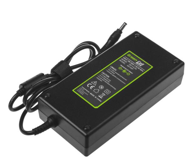 Green Cell Zasilacz do MSI 180W (9.5A, 5.5-2.5mm) - 516578 - zdjęcie