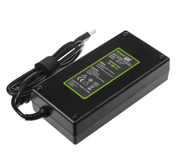 Green Cell Zasilacz do Lenovo 170W (8.5A, Slim Tip) - 516594 - zdjęcie