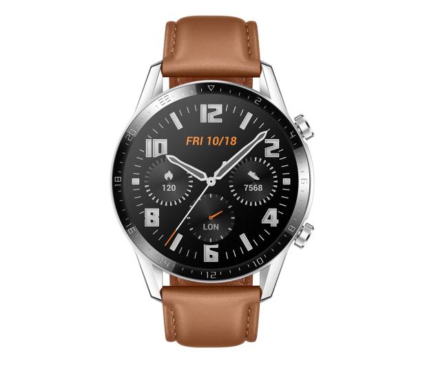 Huawei Watch GT 2 46mm Classic srebrny - 514704 - zdjęcie 2