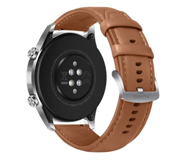 Huawei Watch GT 2 46mm Classic srebrny - 514704 - zdjęcie 4
