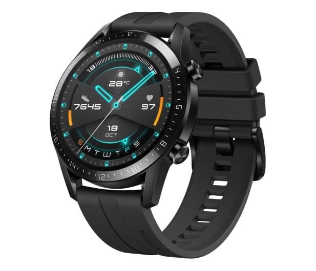 Huawei Watch GT 2 46mm Sport czarny - 514703 - zdjęcie
