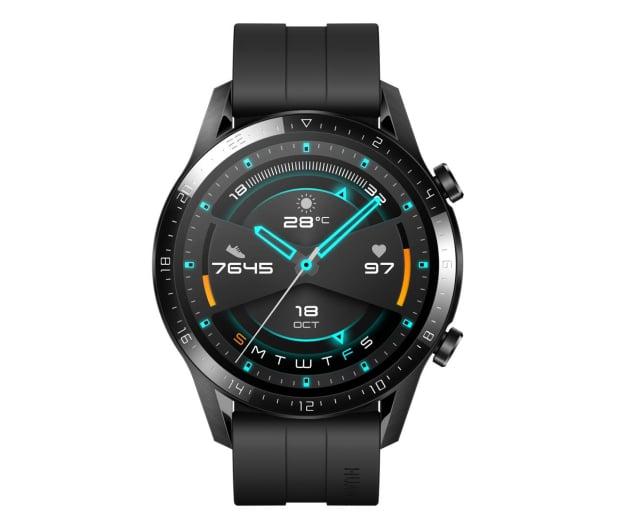 Huawei Watch GT 2 46mm Sport czarny - 514703 - zdjęcie 2