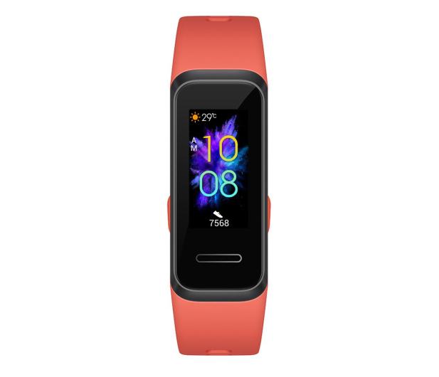 Huawei Band 4 czerwony - 518242 - zdjęcie 2