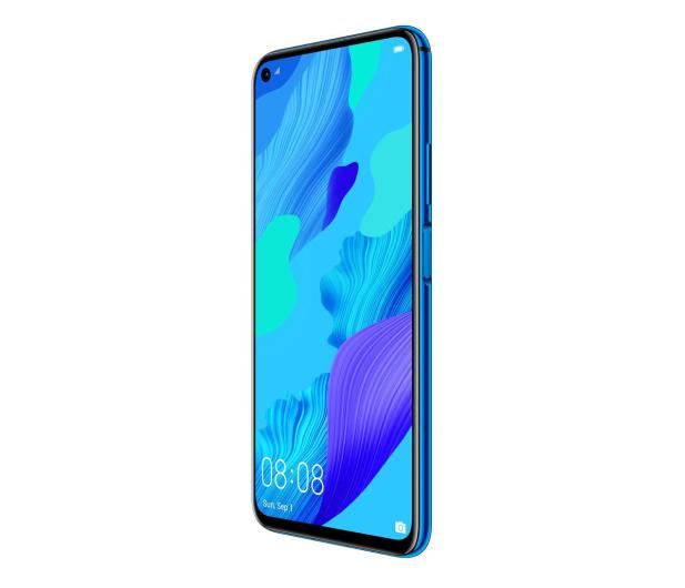 Huawei Nova 5T 6/128GB niebieski - 518287 - zdjęcie 4