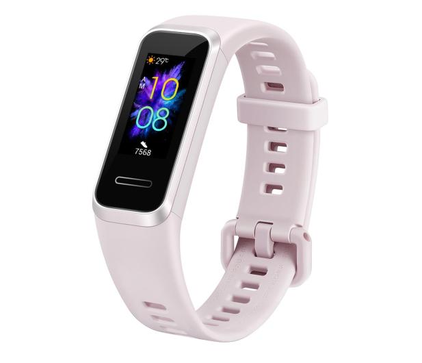 Huawei Band 4 różowy - 518244 - zdjęcie