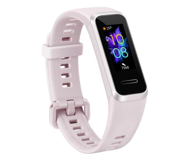Huawei Band 4 różowy - 518244 - zdjęcie 3