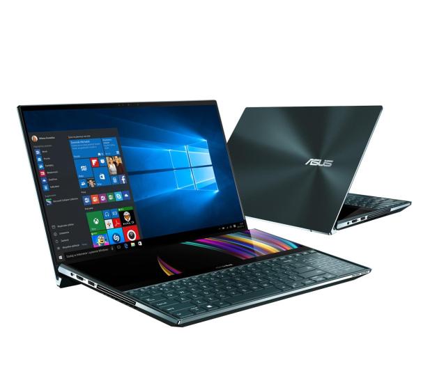 ASUS ZenBook ProDuo UX581 i7-9750/32GB/1TB/W10P RTX2060 - 518427 - zdjęcie