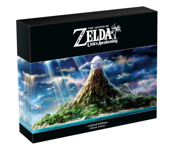 Nintendo The Legend of Zelda: Link's Awak. Lim. ed. - 516729 - zdjęcie