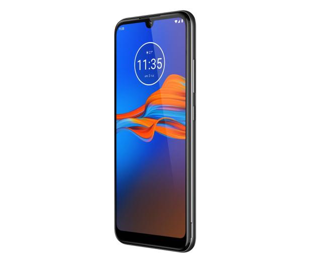 Motorola Moto E6 Plus 4/64GB Dual SIM grafitowy + etui - 518559 - zdjęcie 4