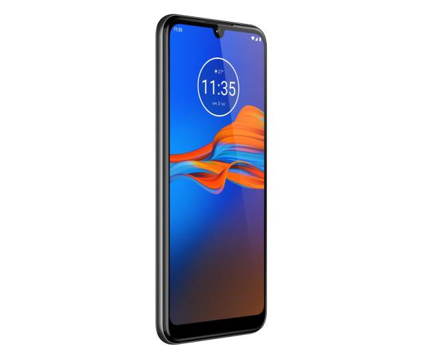 Motorola Moto E6 Plus 4/64GB Dual SIM grafitowy + etui - 518559 - zdjęcie 2