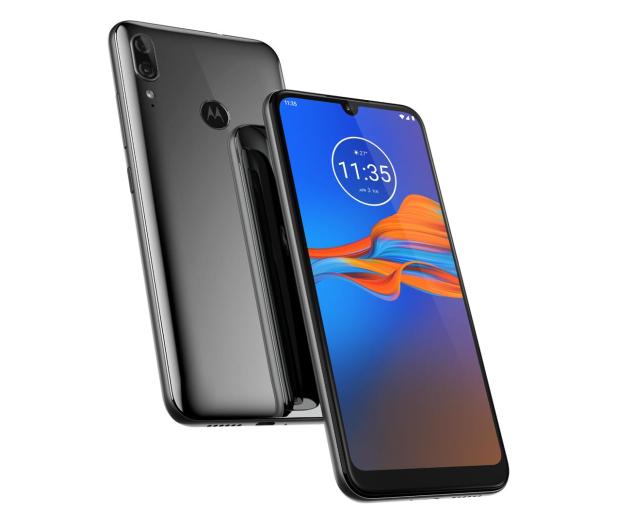 Motorola Moto E6 Plus 4/64GB Dual SIM grafitowy + etui - 518559 - zdjęcie 7