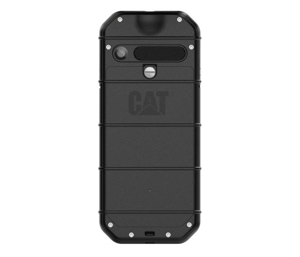 Cat B26 Dual SIM czarny - 518491 - zdjęcie 3