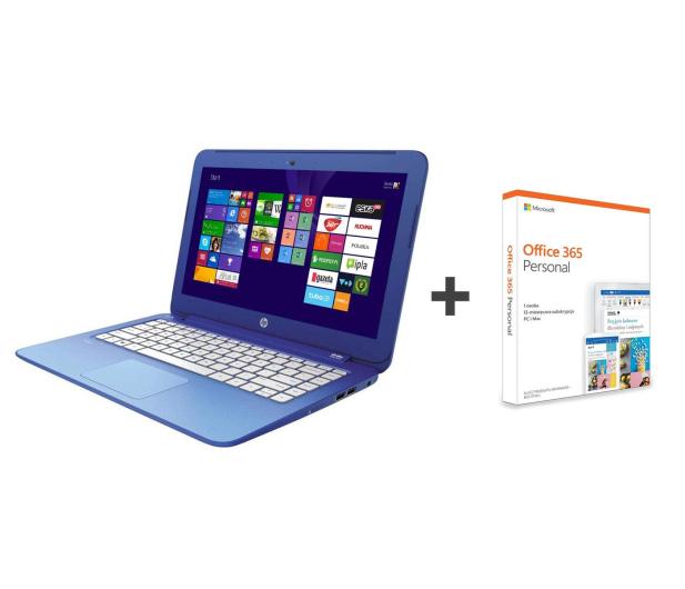 HP Stream 13 N2840/2GB/32GB/Win8.1 +O365P - 288512 - zdjęcie