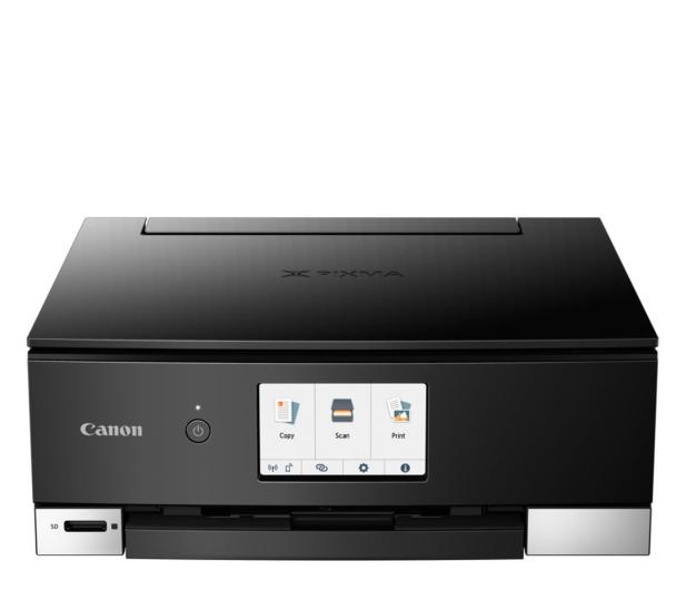 Canon PIXMA TS8350 czarna - 517366 - zdjęcie