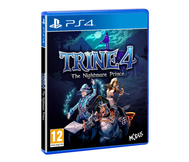 PlayStation TRINE 4. THE NIGHTMARE PRINCE  - 518081 - zdjęcie