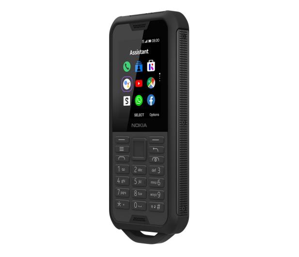 Nokia 800 Tough Dual SIM Czarny - 518661 - zdjęcie 4