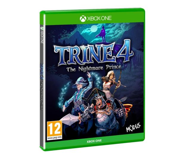 Xbox TRINE 4. THE NIGHTMARE PRINCE  - 518082 - zdjęcie