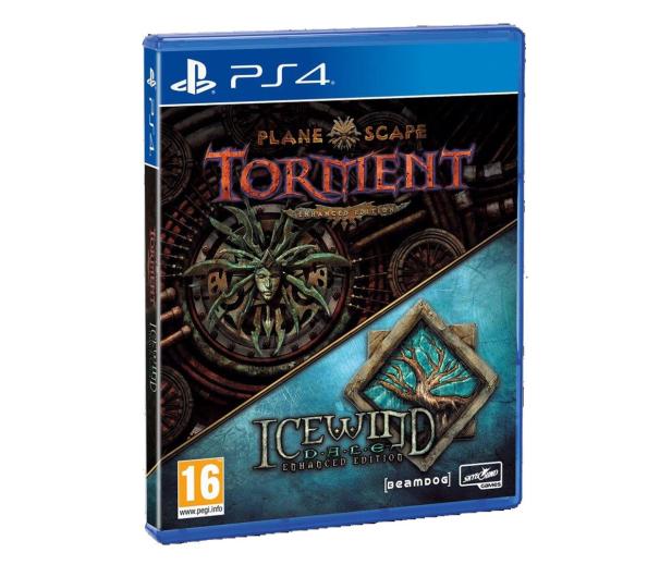 PlayStation Icewind Dale +Planescape Torment Enhanced Edition  - 518077 - zdjęcie