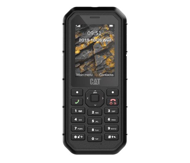 Cat B26 Dual SIM czarny - 518491 - zdjęcie 2