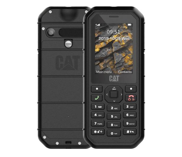 Cat B26 Dual SIM czarny - 518491 - zdjęcie