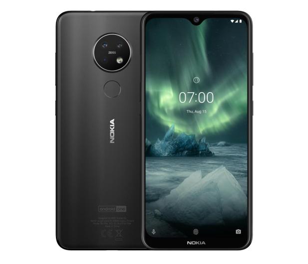 Nokia 7.2 Dual SIM 4/64 Czarny mat - 518669 - zdjęcie