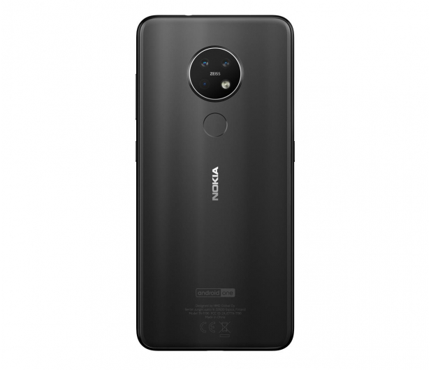 Nokia 7.2 Dual SIM 4/64 Czarny mat - 518669 - zdjęcie 3