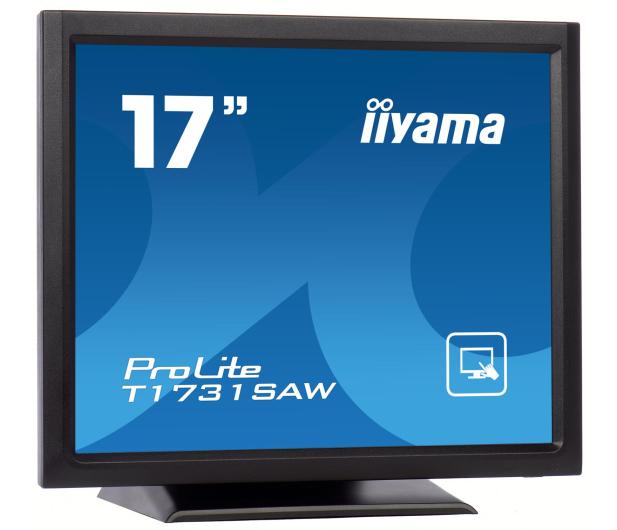 iiyama T1731SAW-B5 dotykowy - 517862 - zdjęcie 3