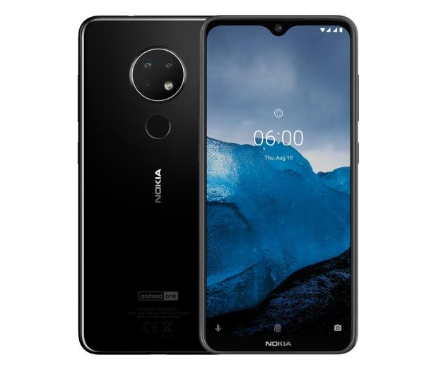 Nokia 6.2 Dual SIM 4/64 Czarny błysk - 518665 - zdjęcie
