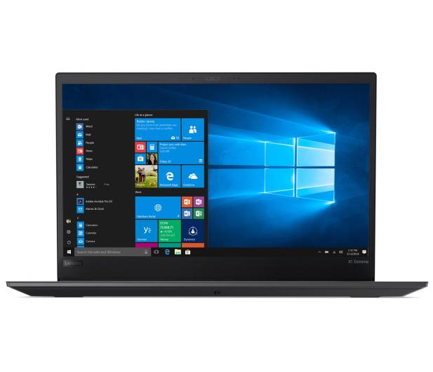 Lenovo ThinkPad X1 Extreme i7/32GB/512/Win10P GTX1050Ti  - 486464 - zdjęcie 6