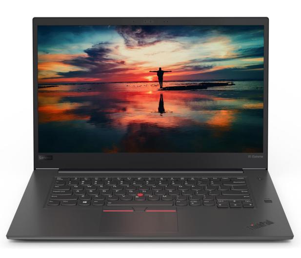 Lenovo ThinkPad X1 Extreme i7/32GB/512/Win10P GTX1050Ti  - 486464 - zdjęcie 2