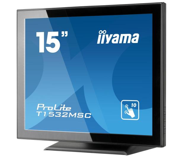 iiyama T1532MSC-B5AG dotykowy  - 517870 - zdjęcie 2