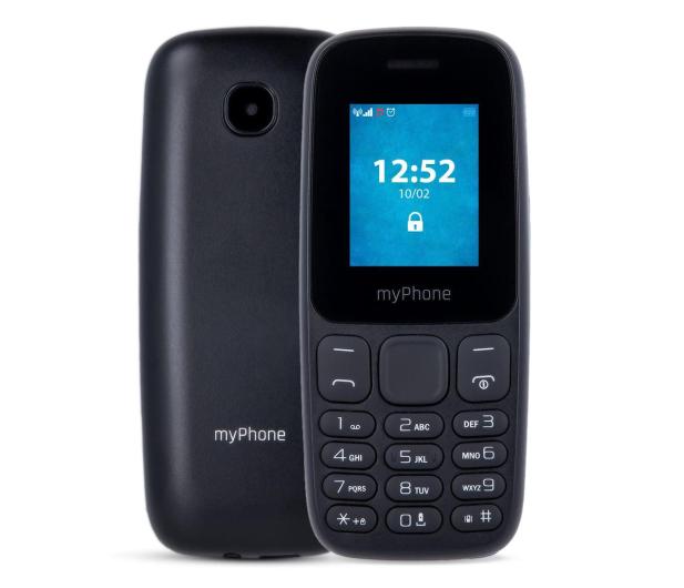 myPhone 3330 czarny  - 518784 - zdjęcie