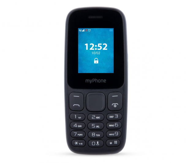 myPhone 3330 czarny  - 518784 - zdjęcie 3