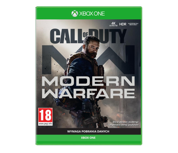 Xbox Call of Duty: Modern Warfare - 499378 - zdjęcie