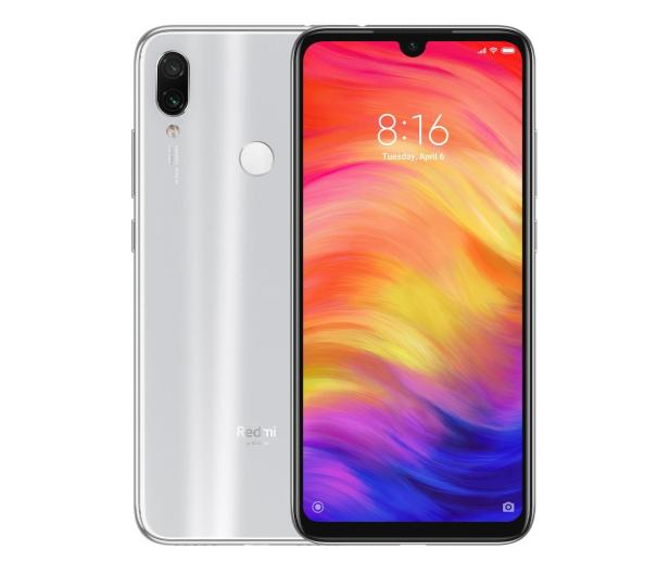 Xiaomi Redmi Note 7 4/128GB White - 521097 - zdjęcie