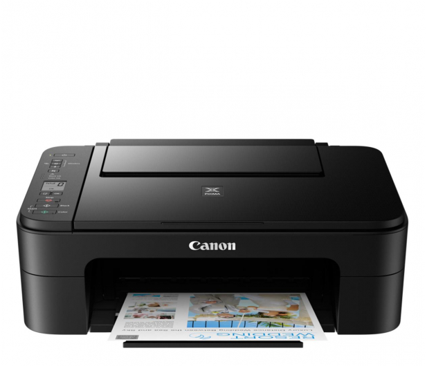 Canon PIXMA TS3350 czarna - 517349 - zdjęcie