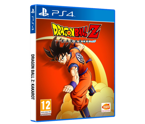 Bandai Namco Entertainment Dragon Ball Z Kakarot - 507303 - zdjęcie 2