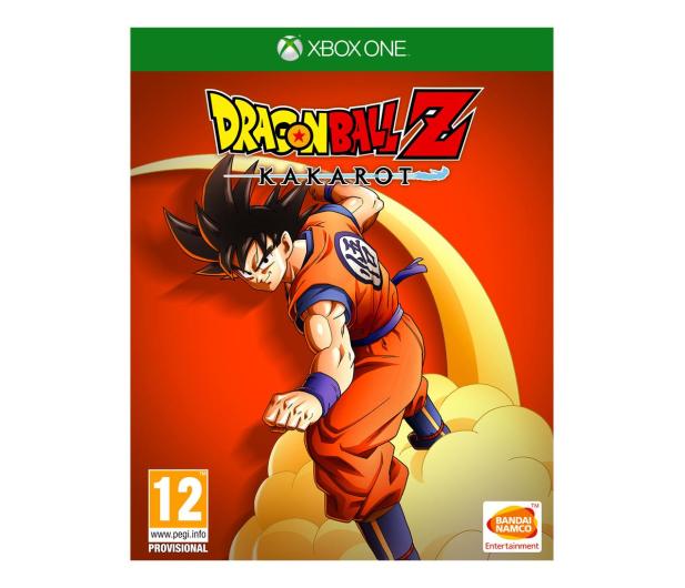 Xbox Dragon Ball Z Kakarot - 507304 - zdjęcie