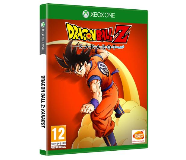 Xbox Dragon Ball Z Kakarot - 507304 - zdjęcie 2