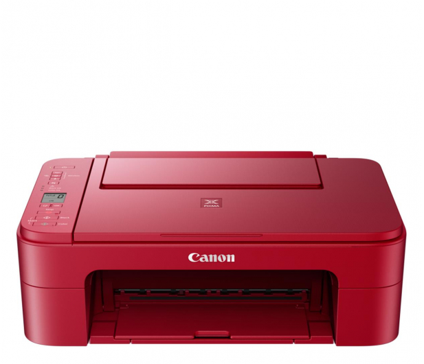 Canon PIXMA TS3352 czerwona - 517355 - zdjęcie