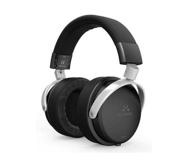 SoundMagic HP1000 Czarne - 518184 - zdjęcie