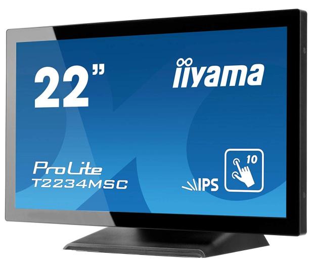 iiyama T2234MSC-B6X dotykowy - 517984 - zdjęcie 2